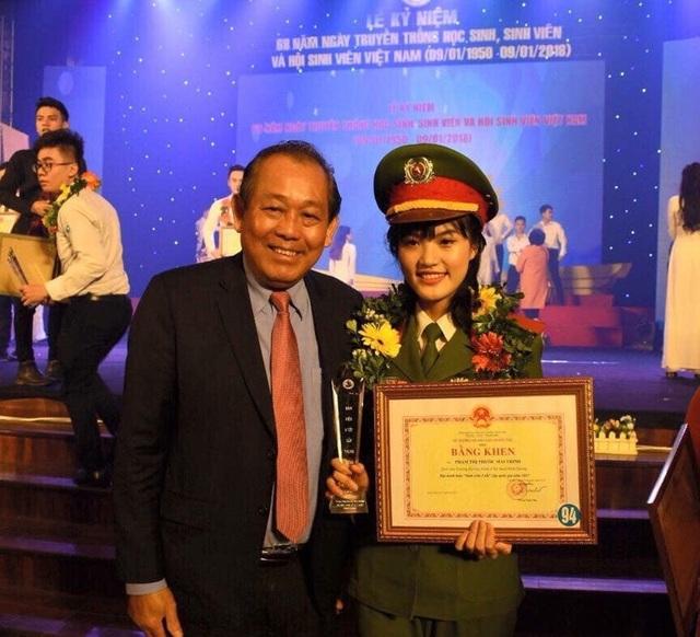 Nữ thủ khoa của Học viện Cảnh sát tiết lộ về kỷ luật thép trong trường - 3