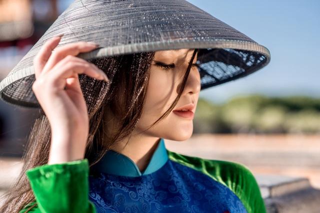 Gặp lại mỹ nhân có mái tóc đẹp nhất Hoa hậu Việt Nam 2016 - 1