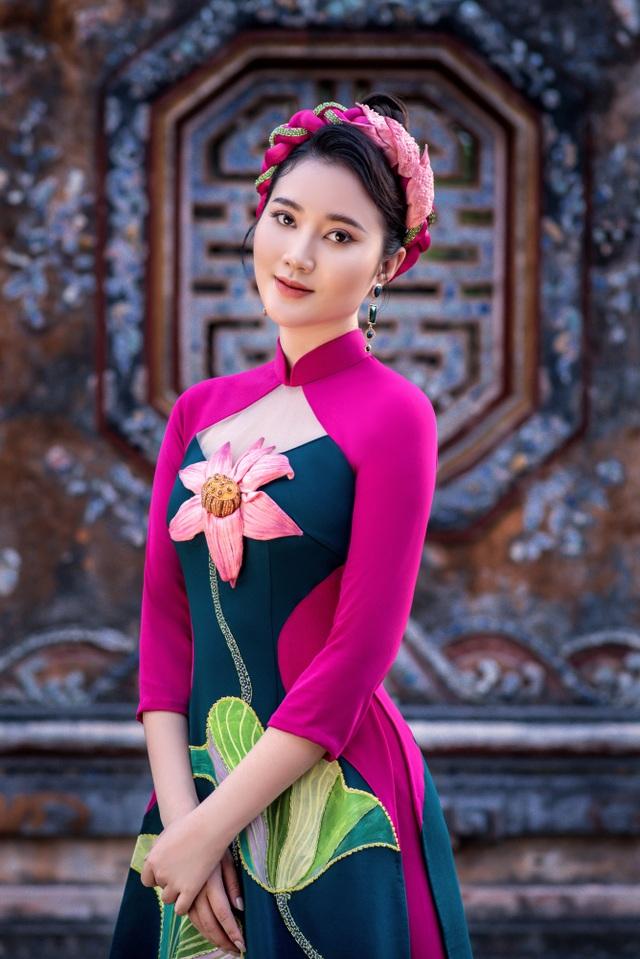 Gặp lại mỹ nhân có mái tóc đẹp nhất Hoa hậu Việt Nam 2016 - 7