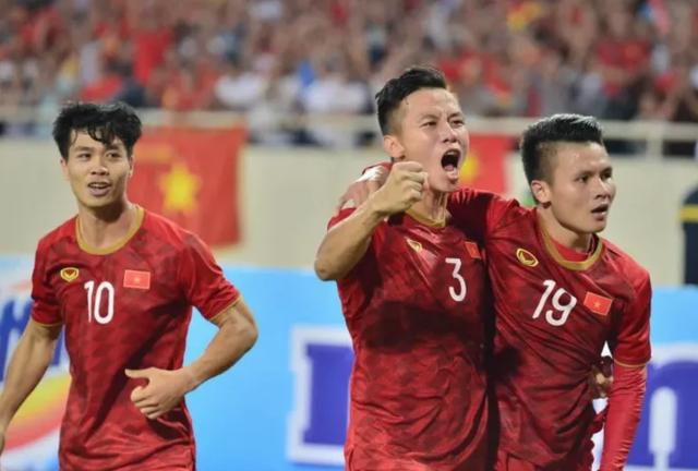Quế Ngọc Hải có dấu hiệu vi phạm bản quyền hình ảnh đội tuyển quốc gia - 1