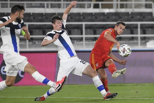 Gareth Bale gây thất vọng trong màu áo đội tuyển Xứ Wales - 2