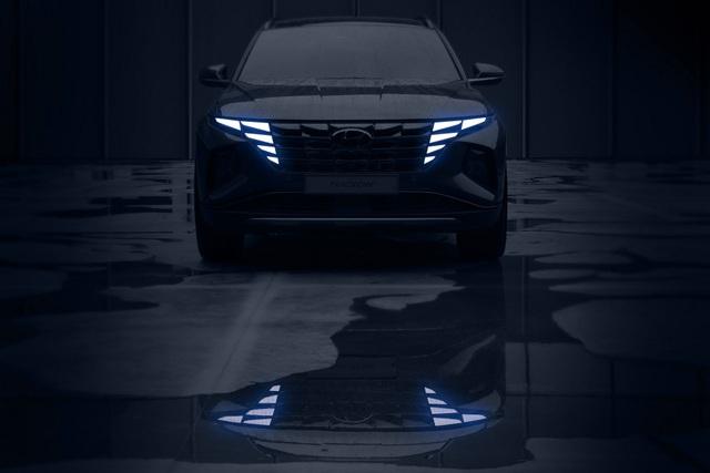 Hyundai nhá hàng Tucson thế hệ mới - 1
