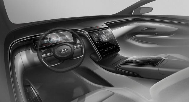 Hyundai nhá hàng Tucson thế hệ mới - 3