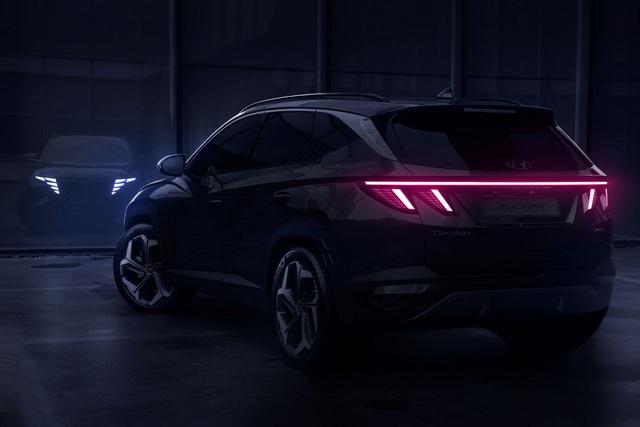 Hyundai nhá hàng Tucson thế hệ mới - 2