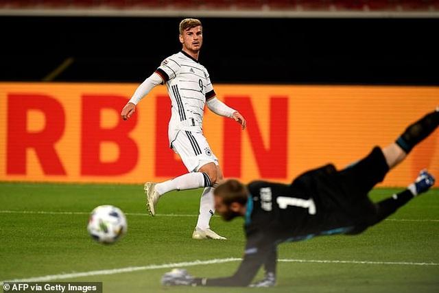 Timo Werner ghi bàn, Đức vẫn bị Tây Ban Nha cầm hòa - 3