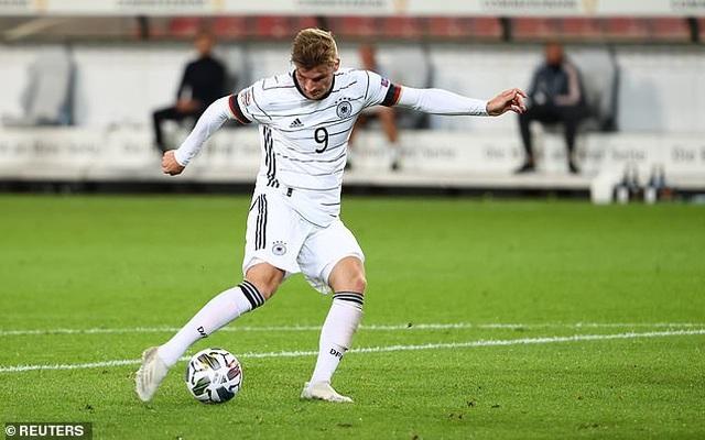 Timo Werner ghi bàn, Đức vẫn bị Tây Ban Nha cầm hòa - 4