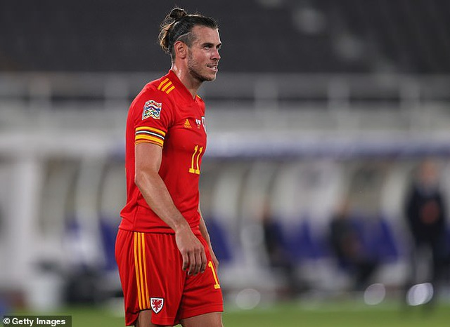 Gareth Bale gây thất vọng trong màu áo đội tuyển Xứ Wales - 3