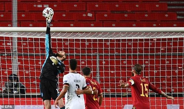 Timo Werner ghi bàn, Đức vẫn bị Tây Ban Nha cầm hòa - 2