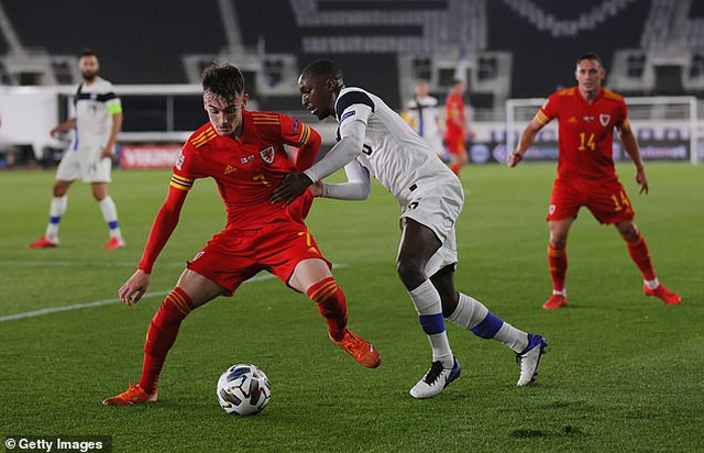 Gareth Bale gây thất vọng trong màu áo đội tuyển Xứ Wales - 5