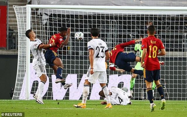 Timo Werner ghi bàn, Đức vẫn bị Tây Ban Nha cầm hòa - 7
