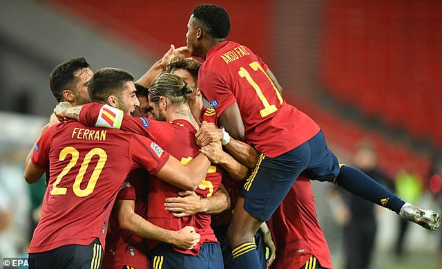 Timo Werner ghi bàn, Đức vẫn bị Tây Ban Nha cầm hòa - 10
