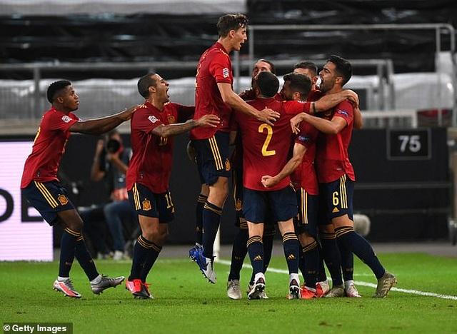 Timo Werner ghi bàn, Đức vẫn bị Tây Ban Nha cầm hòa - 9