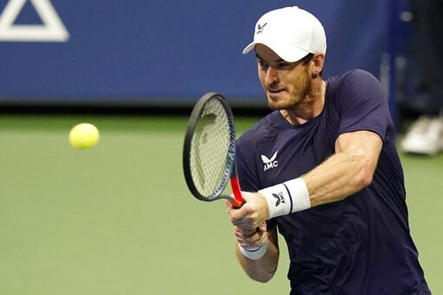 US Open 2020: Andy Murray lại dừng bước ở vòng hai - 2