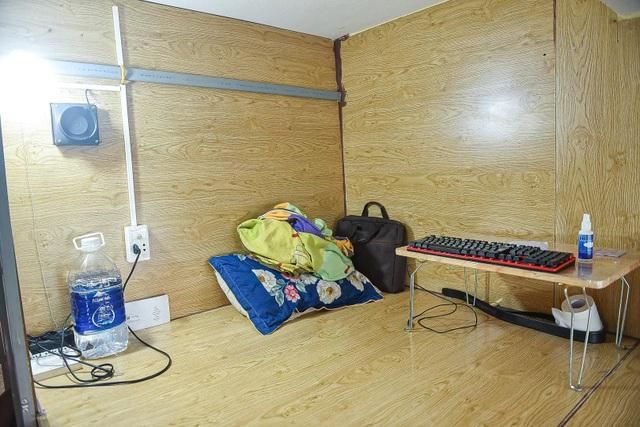 Cuộc sống khó tin bên trong những phòng trọ hộp diêm chỉ 3m2 ở Hà Nội - 2