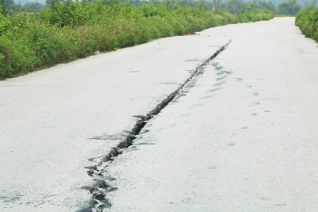 """Đê nứt toác hàng kilomet khiến dân lo sợ, chính quyền """"bình chân như vại""""? - 3"""