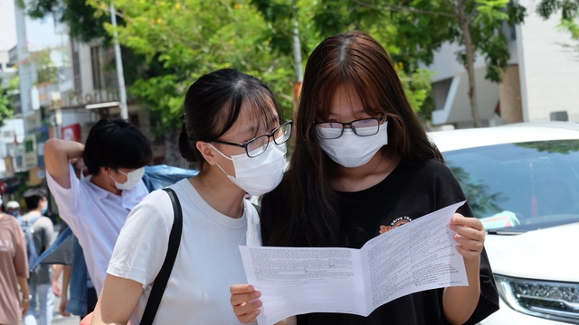 Đúng 0h ngày 16/9, Đà Nẵng công bố điểm thi tốt nghiệp THPT 2020 - 1