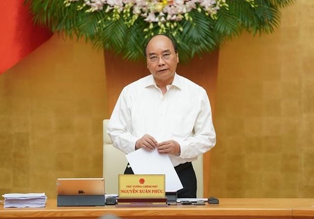 Thủ tướng: Một chữ V đang chờ đợi Việt Nam sau khủng hoảng! - 2