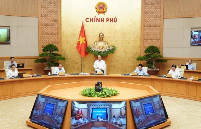 Thủ tướng: Một chữ V đang chờ đợi Việt Nam sau khủng hoảng! - 1