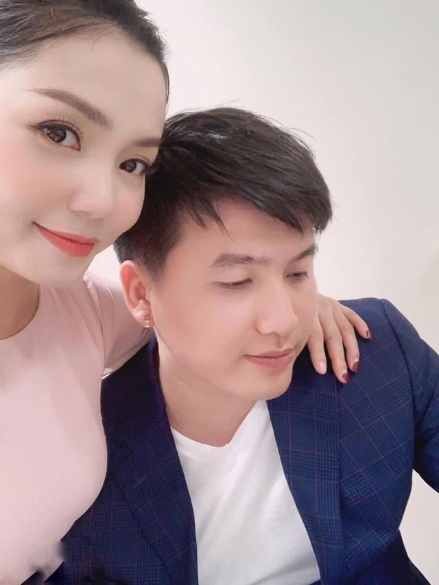 """Nguyễn Ngọc Anh: """"Tôi với Tô Minh Đức sống với nhau nhưng chưa kết hôn"""" - 1"""