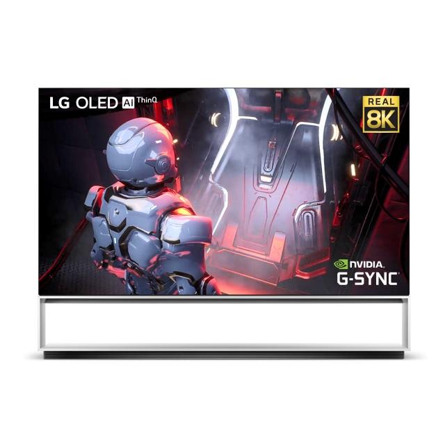 IFA 2020: LG ra mắt TV OLED 8K dùng bộ xử lý đồ họa hàng hiệu của NVIDIA - 1