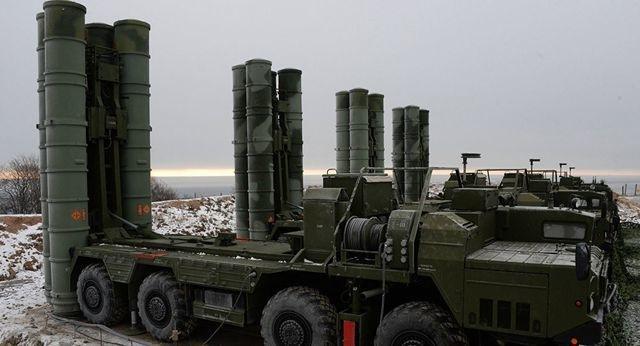 Rồng lửa S-400 Nga diễn tập bẻ gãy đòn tập kích tên lửa quy mô lớn - 1
