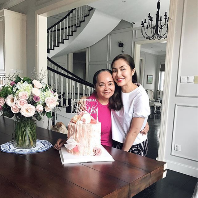Làm dâu nhà tỷ phú, Tăng Thanh Hà lần đầu tiết lộ món quà hồi môn của mẹ - 13