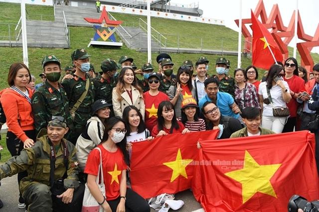 Đội tuyển Xe tăng Việt Nam nhận Huy chương vàng và Cúp vô địch tại Army Games - 6
