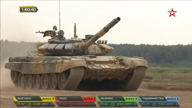 Chiến mã của đội tăng Việt Nam băng băng về nhất tại chung kết Army Games - 1