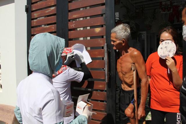 Cách ly hơn 300 hộ dân tại TP Buôn Ma Thuột phòng bạch hầu - 3