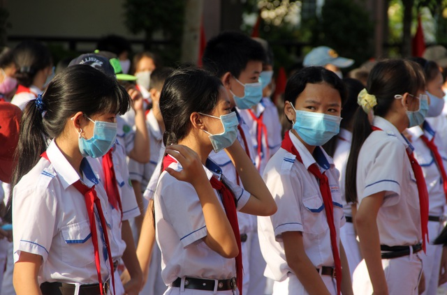Lễ khai giảng đặc biệt giữa dịch Covid-19 của gần 23 triệu học sinh - 60