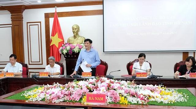 Sớm đưa cơ sở 2 của BV Bạch Mai và Việt Đức đi vào hoạt động trong năm nay - 1