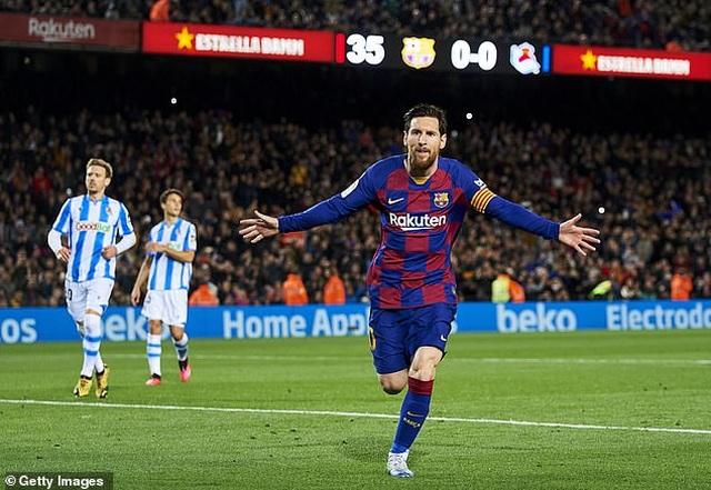 Messi: Tôi sốc và thất vọng khi bị chỉ trích đã phản bội Barcelona - 5