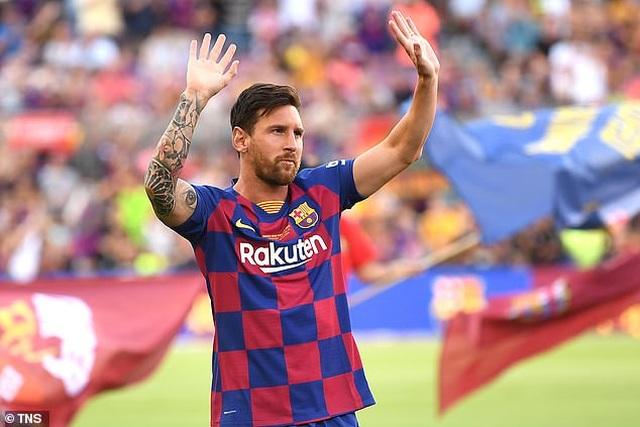 Messi: Tôi sốc và thất vọng khi bị chỉ trích đã phản bội Barcelona - 4