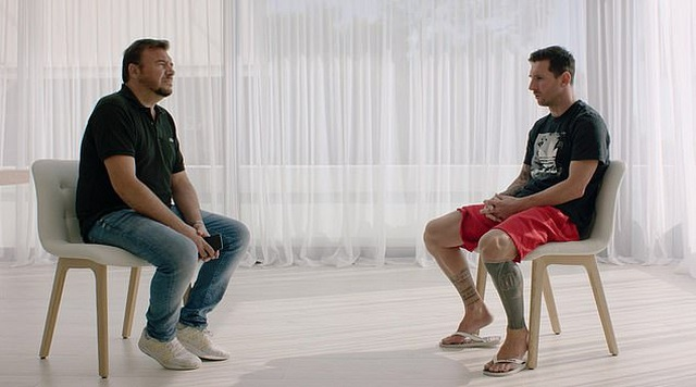 Messi: Tôi sốc và thất vọng khi bị chỉ trích đã phản bội Barcelona - 1
