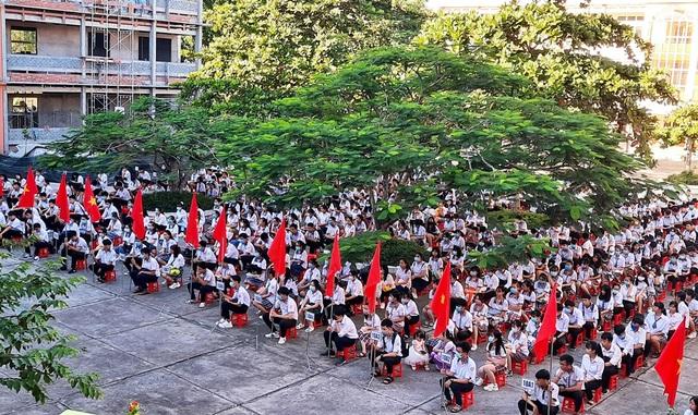 Lễ khai giảng đặc biệt giữa dịch Covid-19 của gần 23 triệu học sinh - 61