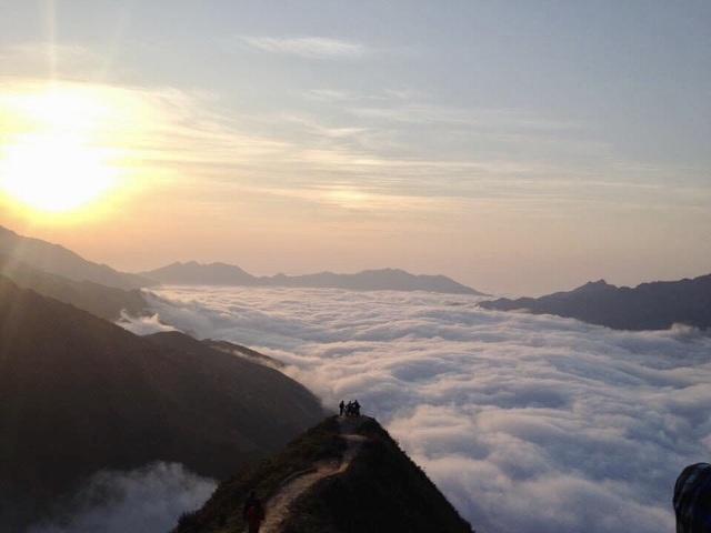 Hai ngày khám phá thiên đường mây Tà Xùa - 1