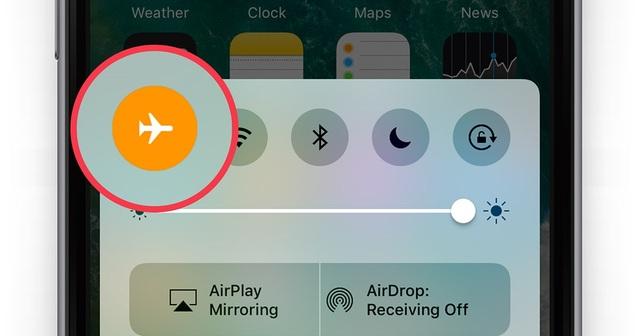 """""""Mẹo tận dụng chế độ máy bay trên smartphone"""" là thủ thuật nổi bật tuần qua - 1"""