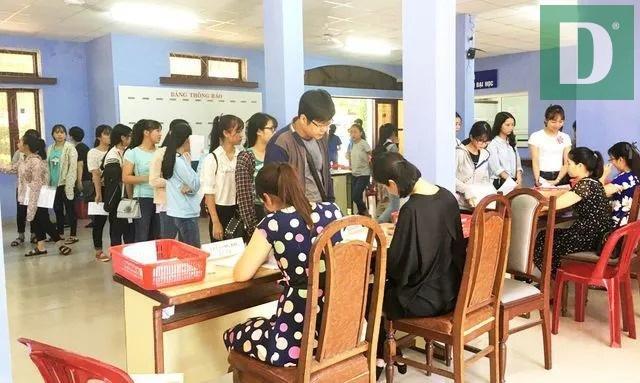 Đại học Huế công bố điểm trúng tuyển theo phương thức xét học bạ - 1