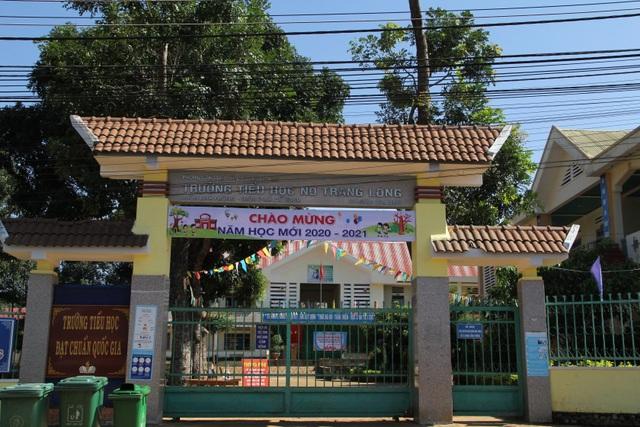 Đắk Lắk: Ảnh hưởng dịch bạch hầu, một trường tiểu học phải dừng khai giảng - 1
