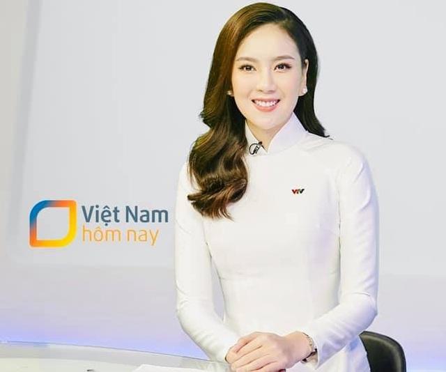 BTV Mai Ngọc được khen giống NSƯT Kim Tiến khi tái hiện MC Thời sự 50 năm - 6