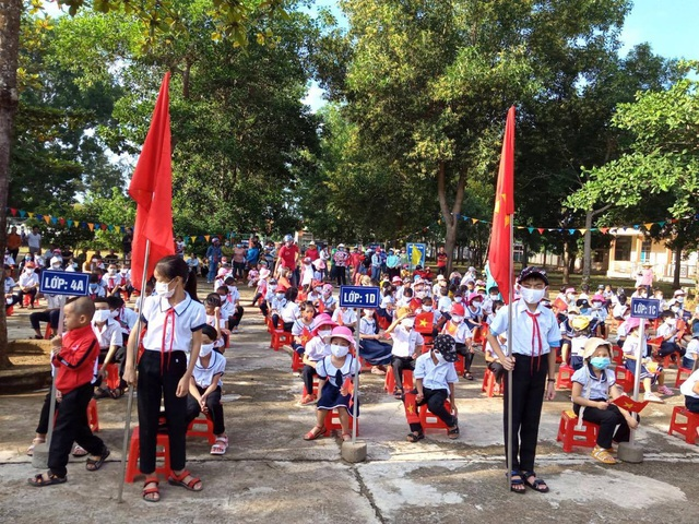 Lễ khai giảng đặc biệt giữa dịch Covid-19 của gần 23 triệu học sinh - 62
