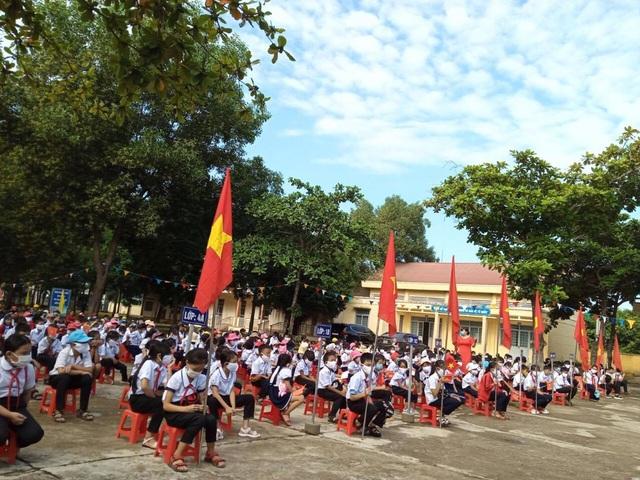 Lễ khai giảng đặc biệt giữa dịch Covid-19 của gần 23 triệu học sinh - 63