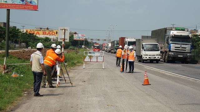 Chi 840 tỷ đồng để sửa chữa 30km quốc lộ 5 - 4