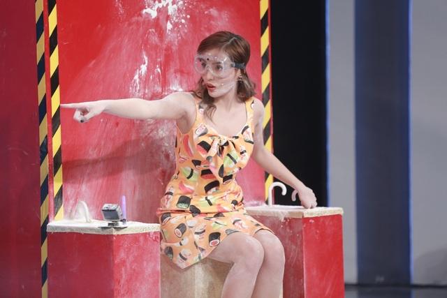 """Kỳ Duyên thay đổi, """"xóa mờ"""" danh hiệu Hoa hậu khi tham gia gameshow - 4"""