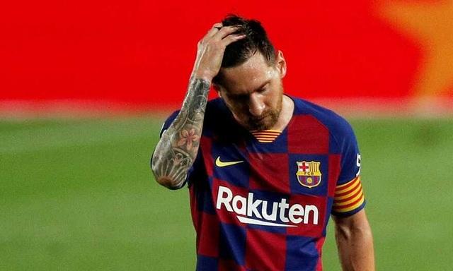Tuyên bố ở lại, Messi vẫn... mất hút ở Barcelona - 1