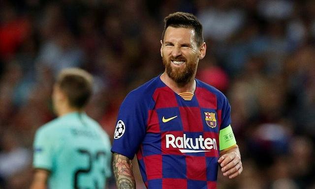Sếp lớn Paris Saint Germain thừa nhận muốn chiêu mộ Messi - 2