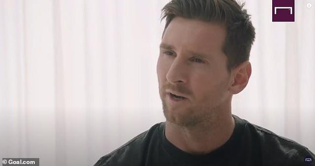 Messi: Tôi sốc và thất vọng khi bị chỉ trích đã phản bội Barcelona - 6