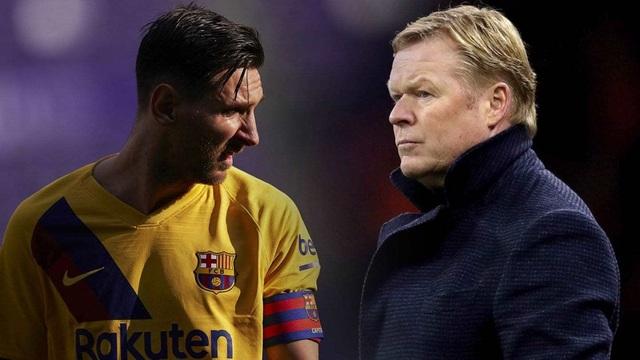 Messi ở lại Barcelona: Bình yên giả tạo? - 2