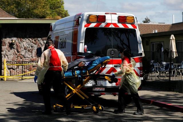 Số ca tử vong vì Covid-19 tại Mỹ có thể tăng gấp đôi, vượt 410.000 người - 1