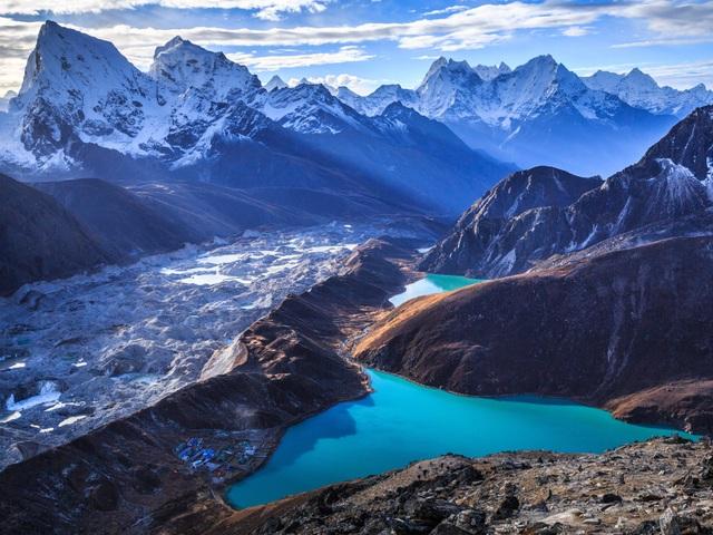 Tại sao các phi công không lái máy bay qua dãy Himalaya? - 2